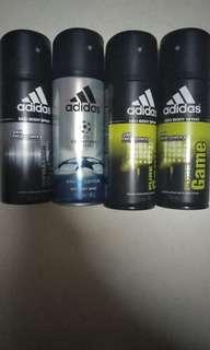🚚 Adidas Deo body spray