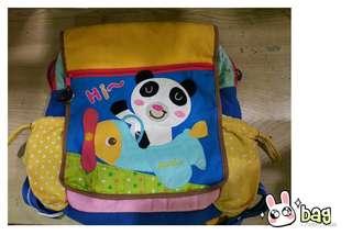Kids branded bag