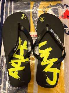Aape拖鞋【大碼】