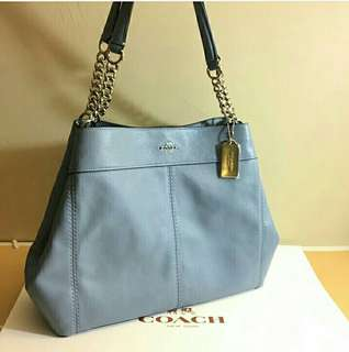 Coach PBL LTH Lexy Chain Shoulder Bag