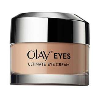 NEW Olay Eyes Ultimate Eye Cream 15ml