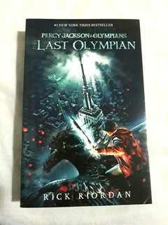 Last Olympian - Percy Jackson and the Olympians