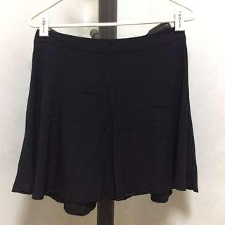 F21 Black Skirt
