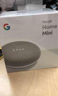 Hey google home mini -