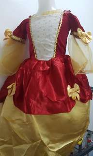 Belle Costume Beauty and the Beast