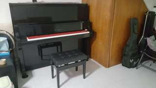 Kawai Upright Grand (price negotiable on quick sale)