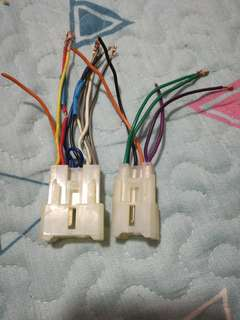 Wire harness for perodua alza