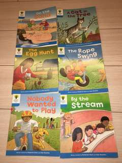 Oxford Reading Tree Stage 3