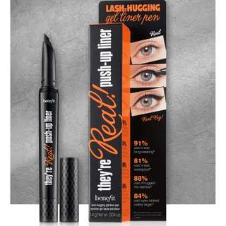 Benefit They're Real! Push-up Eyeliner gel eyeliner pen
