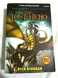 The Lost Hero - The Heroes of Olympus