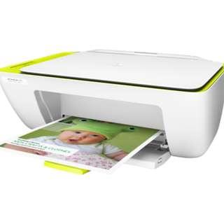 HP DeskJet 2130 多合一打印機 All-in-One Printer