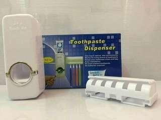 全自动挤牙膏器
