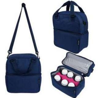 Autumnz Posh Cooler Bag (Bay Blue)