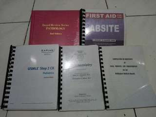 TAKE ALL!!! MED REVIEWERS 5in1 Bundle