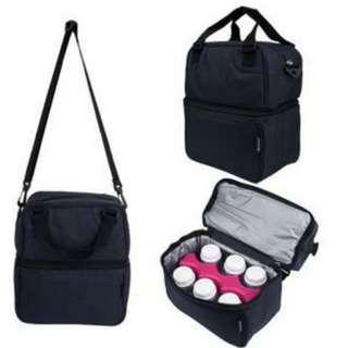 Autumnz Posh Cooler Bag (Dim Grey)