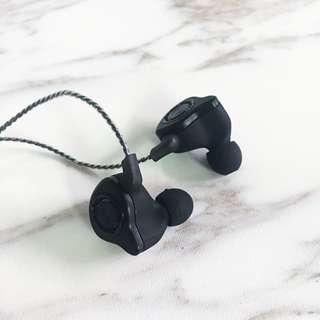 tfz series 5s  雙動圈 重低音 監聽式入耳式耳機  鍍銀線升級版