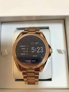 Michael Kors Bradshaw Smart Watch (Rosepink)