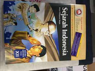 Buku LKS Sejarah kelas XII