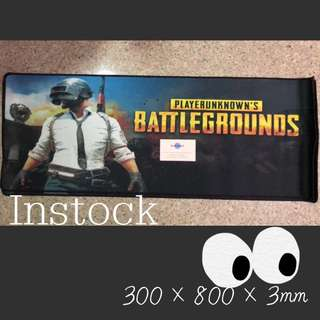 Instock ❣️mouse pad 300×800×3mm