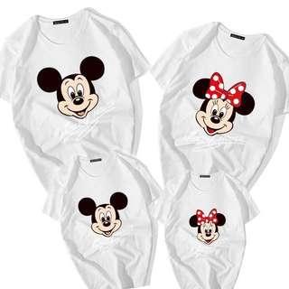 Family set Mickey Mouse 親子裝