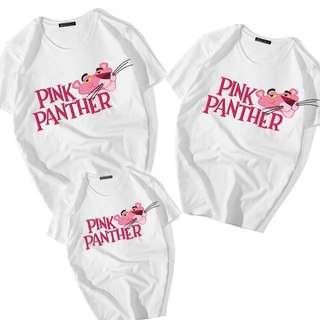 Pink panther family set 親子裝- 儍豹