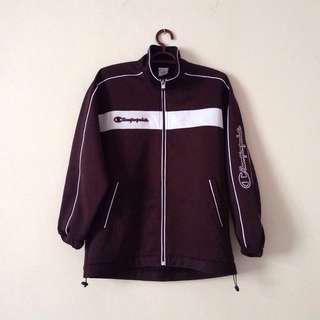 Champion Monochrome Black & White Sports Jacket Unisex Men S