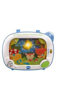 ~Ready Stocked~ Vtech Baby Little Critters Soothe and Surprise light for cots / cribs