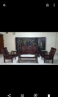 Exclusive Living antique set