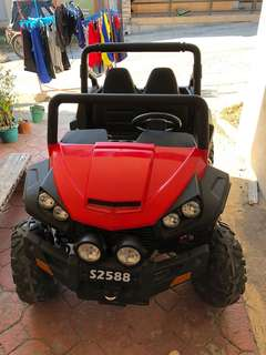 ATV buggy for kids