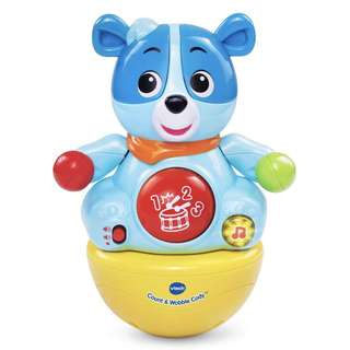 (In-Stock) VTech Count and Wobble Cody (Brand New)