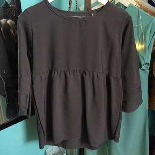 blouse abu abu