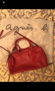 99%newAgnis B bag