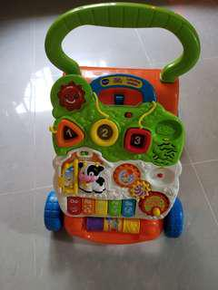 Vtech 歡樂學行車 Sit-to-Stand Learning Walker