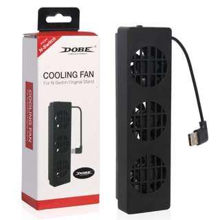 🚚 [In Stock] DOBE Nintendo Switch Dock Cooling Fan