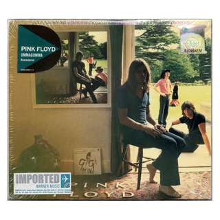 PINK FLOYD - Ummagumma (Remastered) DIGIPAK 2 CD set (Imported)