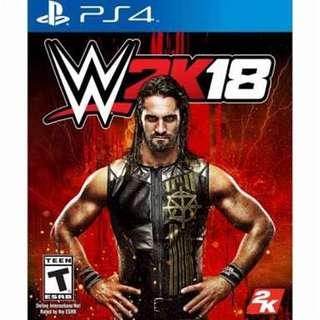 WWE 2k18 #MAKATI50