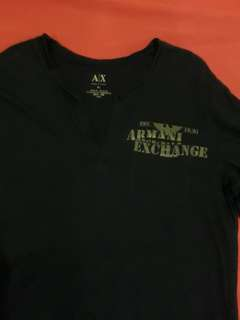 A/X black longsleeved shirt