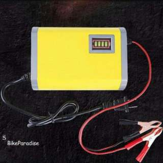 Battery Charger 12V6A