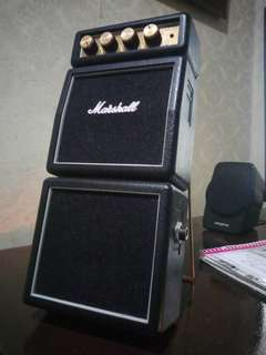 Marshall MS-4 Mini Amplifier DC/AC