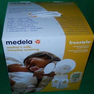 New Medela Freestyle Mobile Breast Pump