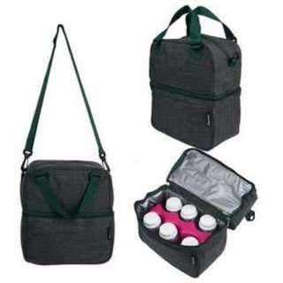Autumnz Posh Cooler Bag (Forest Green)