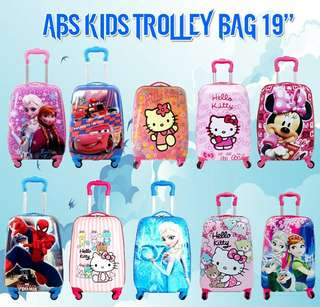Kids Trolley Bag