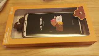 原裝三星Galaxy S9+ 保護電話皮套(SAMSUNG LINE FRIEND主題設計 )郵寄(包平郵),歡迎議價