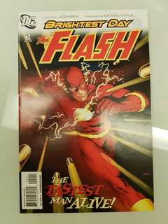 The Flash (2010) #2 Brightest Day Variant