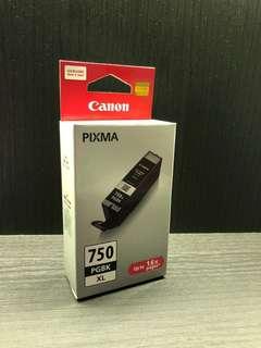 Canon Printer Ink 750 Black XL
