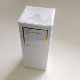 Maison Francis Kurkjian A La Rose Scented Shower Cream
