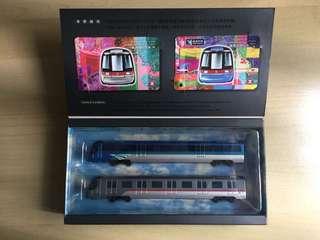 1998 年 機場快線 東涌綫 列車 火車 模型 地鐵 港鐵