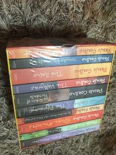 Set of Paulo Coellho books