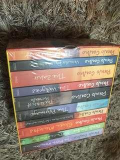 Set of Paulo Coellho books