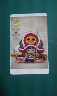 🚚 航海王喬巴電影版卡片貼紙